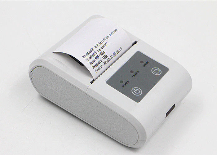 Ultra Light Color Thermal Printer Bluetooth Thermal Barcode Printer