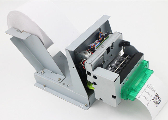Nice 80mm Kiosk Thermal Printer , Thermal Barcode Printer For Parking System