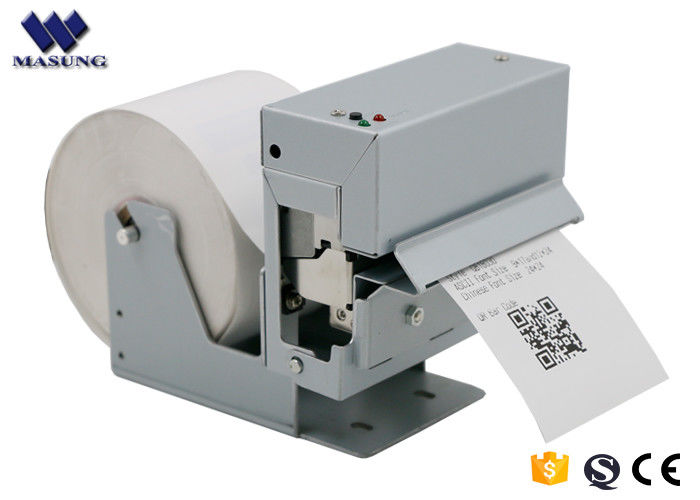 58mm Dot Line Thermal Kiosk Receipt Printer Machine With Auto Cutter