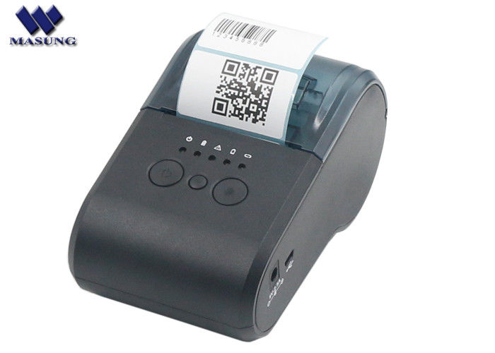 Handheld 58mm Mini Portable Lable Printer For Android Mobile Phone