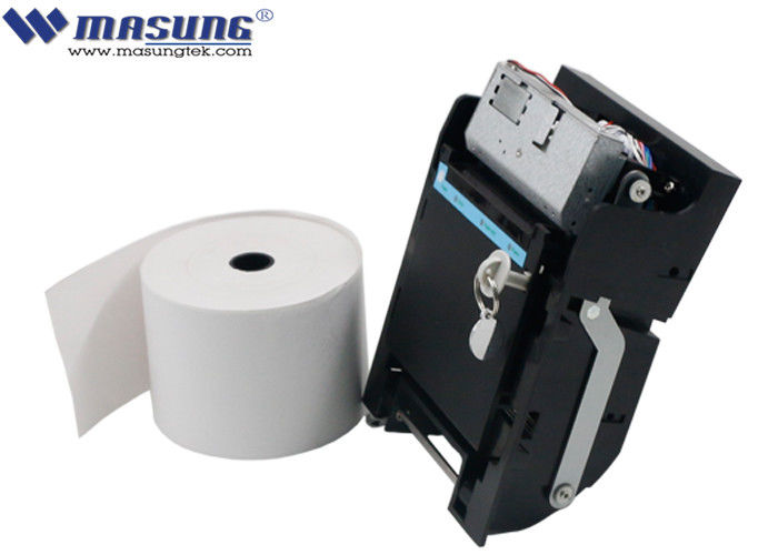 POS Panel 80mm Thermal Barcode Printer USB/RS232 Interface For Supermarket Retails